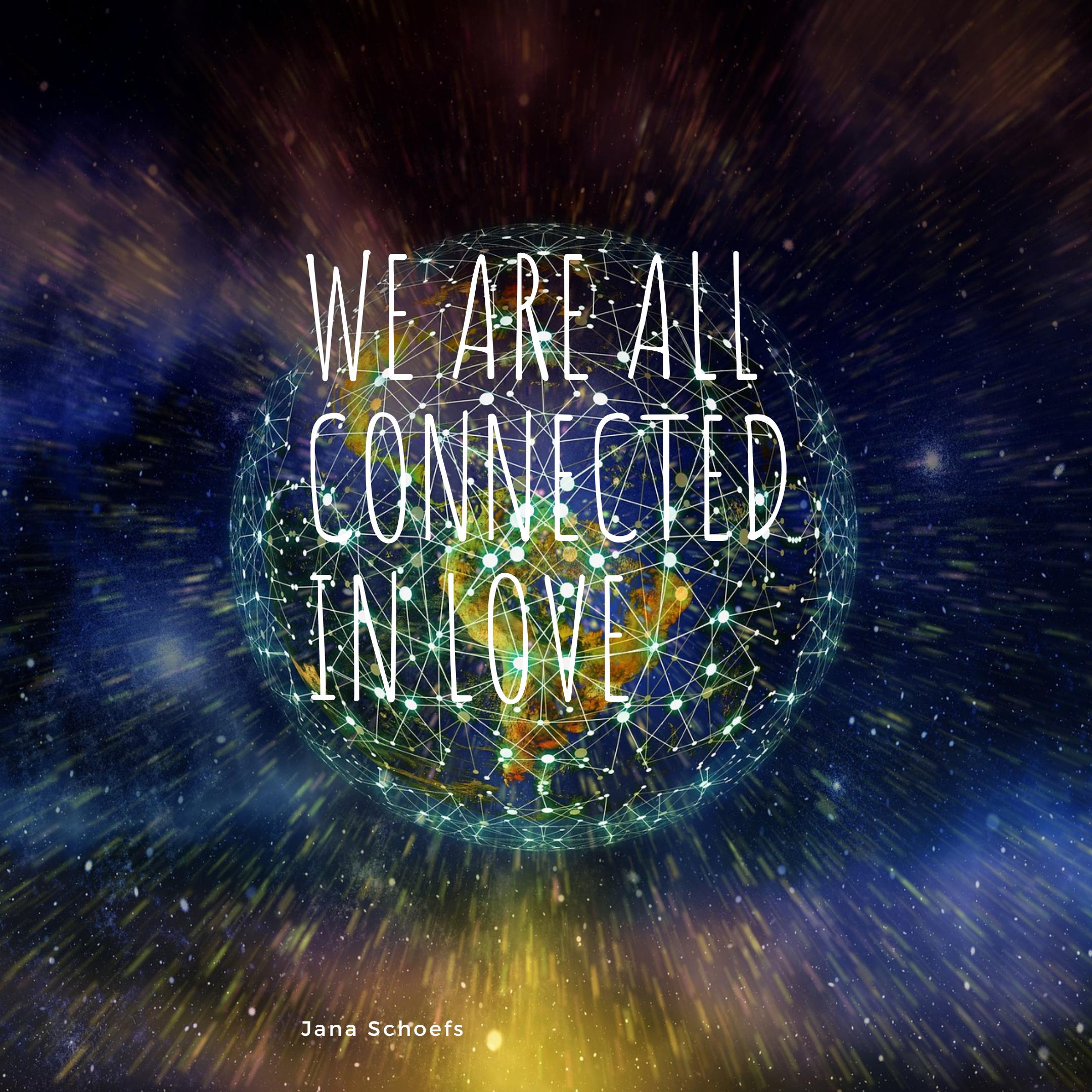 Universele Liefde Ontspannen En Bewust Leven
